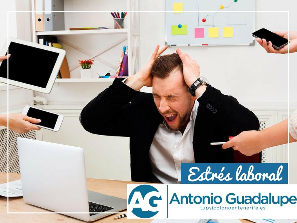 ¿Cómo contratar a tu Psicólogo en Tenerife para combatir el estrés laboral?