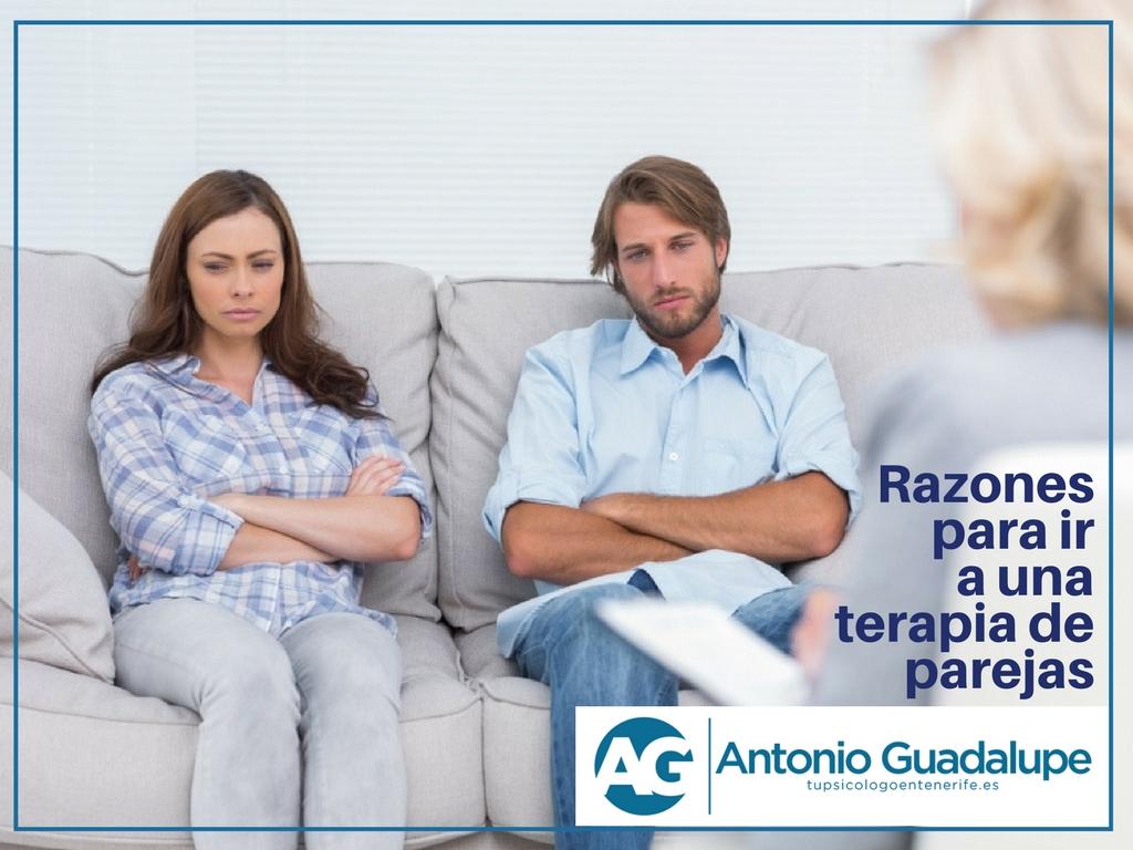 PARA PAREJAS: ¿Cuándo es recomendable asistir a una terapia?