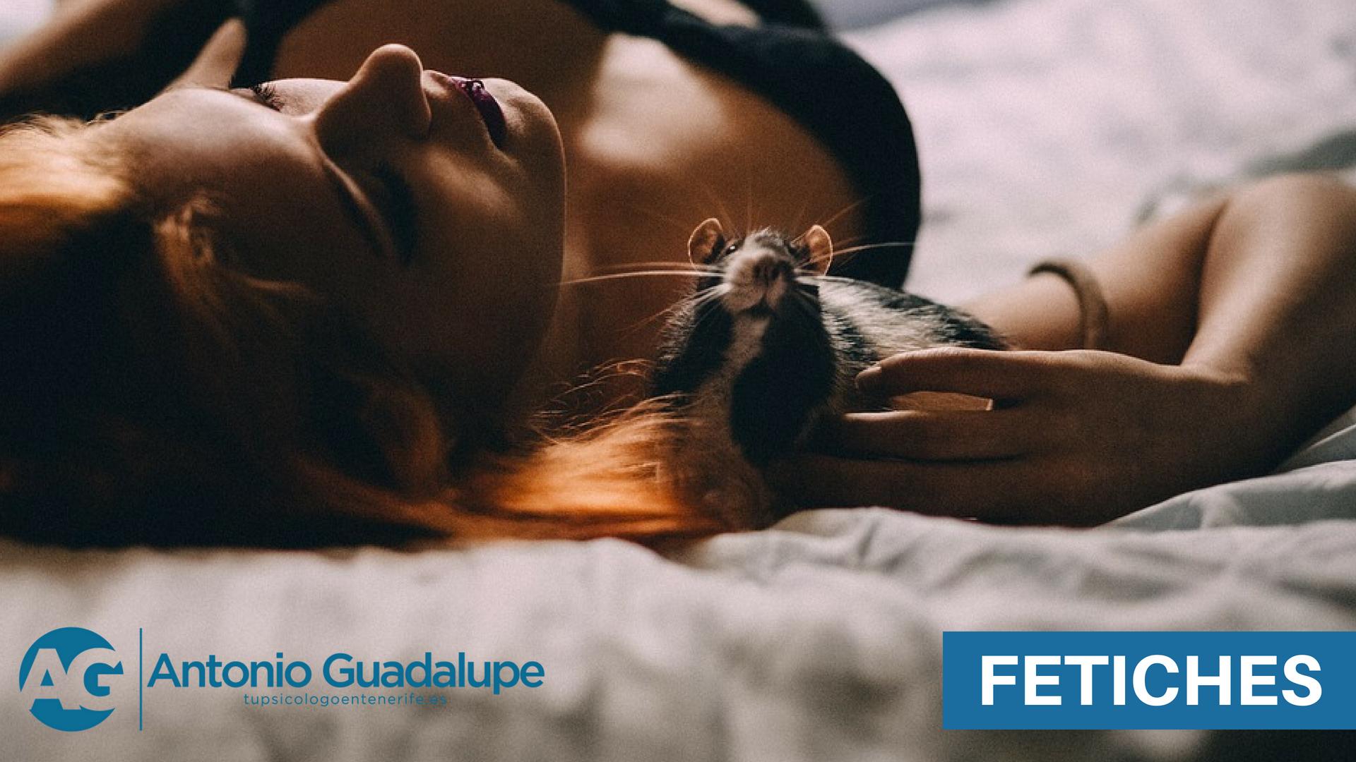 Tu Psicólogo en Tenerife: Hablemos sobre los fetiches