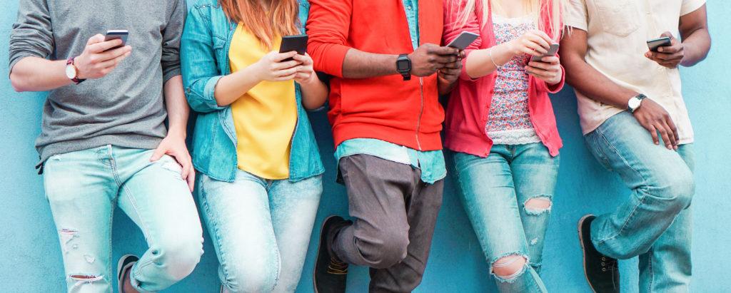Adicción de los jóvenes al móvil