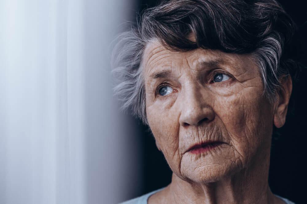 Soledad en los mayores