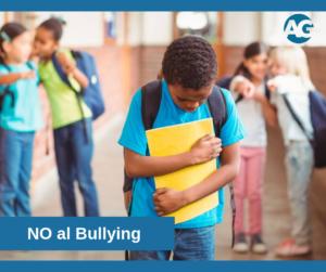 El Bullying en niños y adolescentes