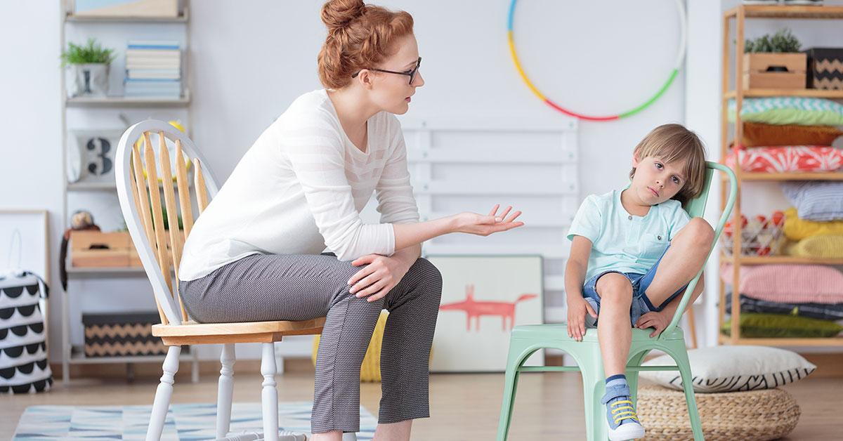 ¿Como cuidar a un niño que padece de  autismo?