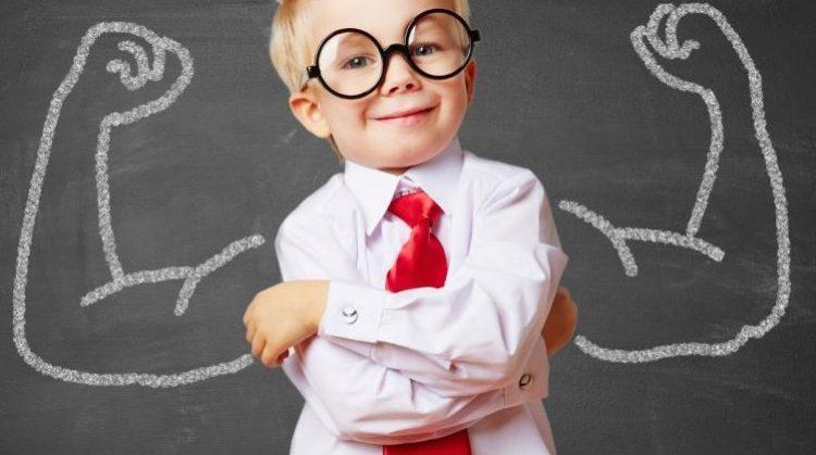 Como tener un niño con alta autoestima