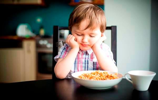 ¿Son los niños más propensos a sufrir de trastornos alimenticios?