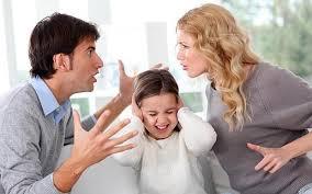¿Cómo afecta EL DIVORCIO DE LOS PADRES en los hijos?