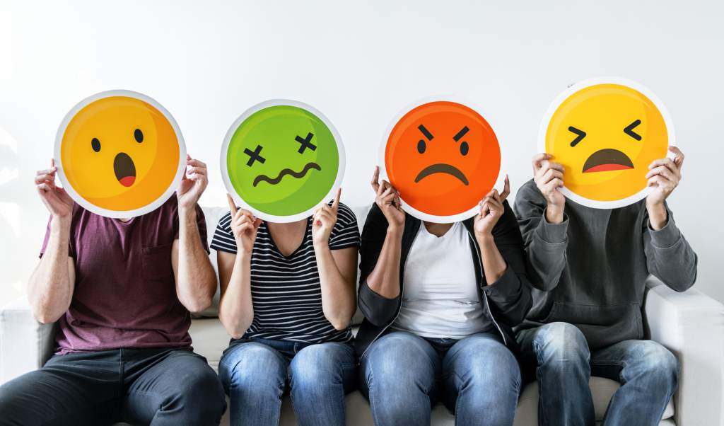 10 formas de Controlar las emociones