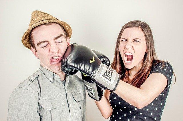 7 maneras de identificar una Relación toxica
